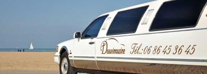 Location de limousine sur Deauville